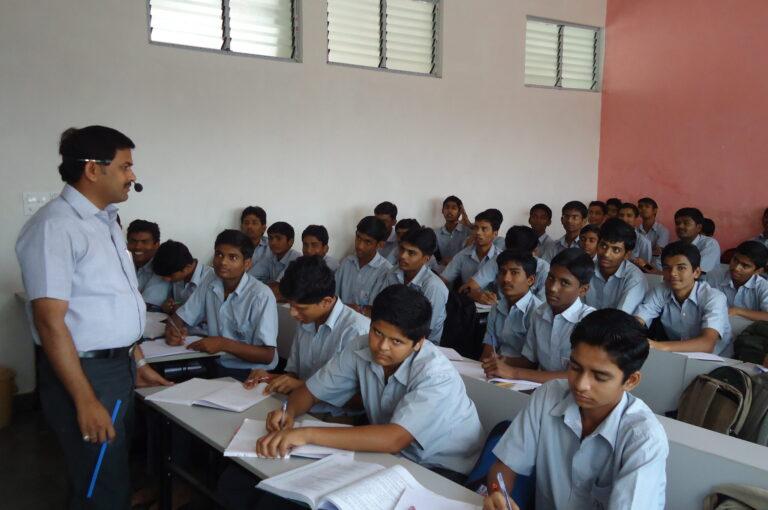 CLASS ROOM TEACHING